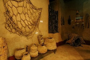 Oasis Museum: agriculture and sedentary life.