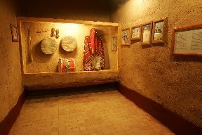 Oasis Museum of El Khorbat: celebrations in south Morocco.