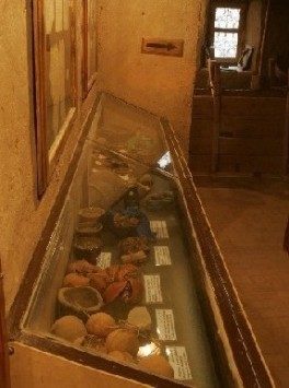 Oasis Museum of El Khorbat: traditional medicine in south Morocco.